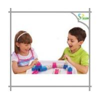 DOD ink 2015 custom made Eco-friendly Colored play sand, sand toys, sand art for sale
