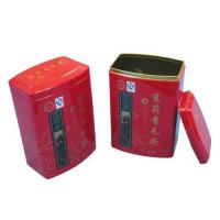 Food Packaging Tins F05009 Tea Tins