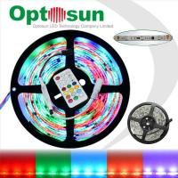 China 12V 2811IC Magic RGB LED Strip Light with Mini Controller and IP65 on sale