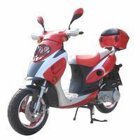 Buy cheap RACER Deluxe MT-12T 150cc Scooter / Moped. Fast SHIPPING! New Low Price! ScooterHighway.com product