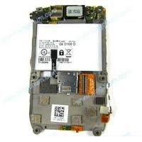 Buy cheap Blackberry 8900 Complete Menu Board with Flex product