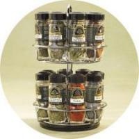 Buy cheap 16bottles rotatable spice rack product