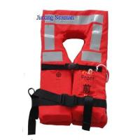 Buy cheap MF-3/5591 SOLAS MED Approved Adult Marine Life Jacket For Lifesaving from wholesalers