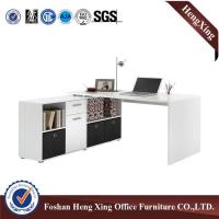 Melamine Office desk Furniture Hanging storage cabinet computer desk