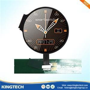 Quality 1.39 inch oled digital watch round shape circle lcd display 1.39 amoled oled for sale