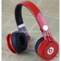 Buy cheap Beats by Dre Wireless Bluetooth Mixr Headphones Red from China manufacturer product