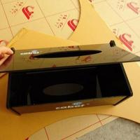 Buy cheap Acrylic Display Boxes Model NumberP-Acrylic Tissue Boxes-138 product