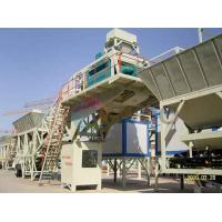 Stationary Concrete Batching Plant Mobile Concrete Batching Plant