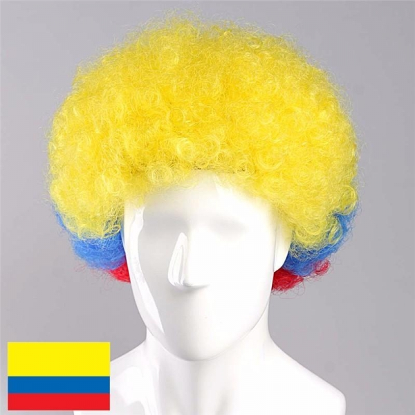 Quality Columbia Fans Wig for sale