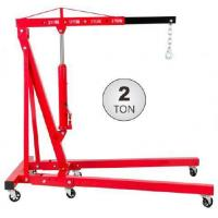 Buy cheap 2 Ton Engine Crane Foldable from wholesalers