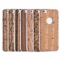 Buy cheap Nature wooden mobile phone case, High Quality wooden TPU case for iPhone 6, 6 plus product