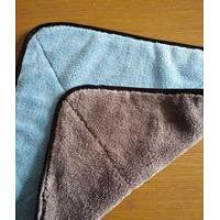 Buy cheap high quality microfiber towel car care cleaning cloth car detailing towel car wash towel blue color product