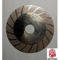 Electroplated Wave Blades