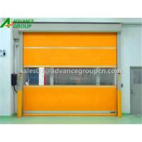 Buy cheap High Speed Door Automatic PVC fabric roll up door product