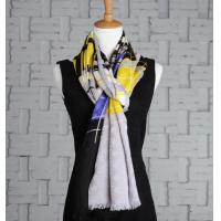 Buy cheap Custom Design Silk Wool Scarf from wholesalers