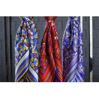 Buy cheap 100 silk scarf for hair Promotion 100% Silk Scarf from wholesalers