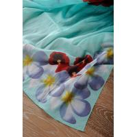 Buy cheap Digital Printing 100% Cotton Scarf product