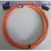 Buy cheap POF Patch Cords Assembly MOST POF Cable Assembly product