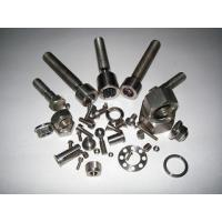 Buy cheap Titanium bolt and nut from Wholesalers