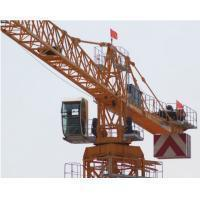 Buy cheap PT5010 5t Flat Top Tower Crane Supplier product