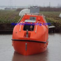Buy cheap Fire Protect Totally enclosed lifeboat from Wholesalers