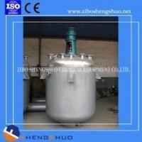 Buy cheap 500L-20000L jacket outside dish tube stainless steel reactor product