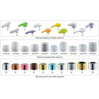 Buy cheap Plastic Hand Lotion Pump With Aluminum Cover 24/410 product