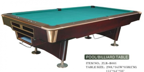 Good quality american billiard table 48566576 - Taille table snooker ...