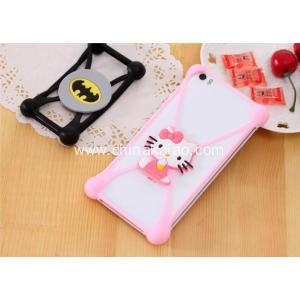 Quality Silicone Cartoon Case Cover for Cell Phone for sale