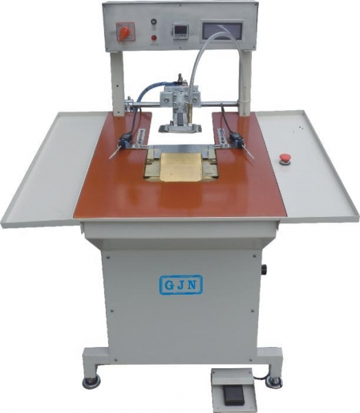 Quality JN-9084S-N Pneumatic Steam Pocket Creasing Machine for sale