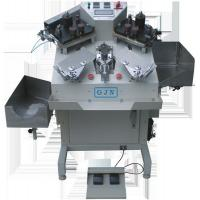 Buy cheap JN-81P Automatic Collar Trimming Turning And Blocking Machine product