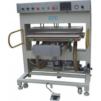 Buy cheap JN-8405P Travelling Head Automatic Shirt Placket Fusing Machine from wholesalers