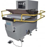 Buy cheap JN-8933 Double Work Position Automatic Shirt Placket Fusing Machine product