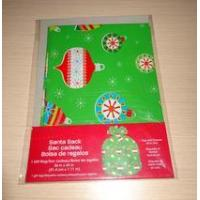 Buy cheap Seasons bags New plastic Christmas package decorations Walmart Christmas bike bag 2016 product