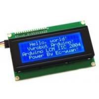 Buy cheap LCD Display Blue 2004 (20x4) IIC, I2C, TWI from wholesalers