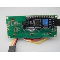 Buy cheap LCD DisplayYellow 1602 16 by 2 IIC, I2C, TWI from wholesalers