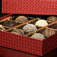 Buy cheap chocolate&cartoon gift Assorted Box Of Truffles.No.36 delivery gift to australia sydney product