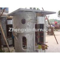 Buy cheap 1t Induction Melting Furnace for Aluminum Scrap product