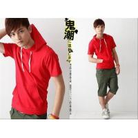 Buy cheap Blank T-shirt Solid color short-sleeved models 02 product