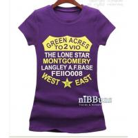 Buy cheap Blank T-shirt Solid color short-sleeved models 01 product