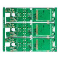 Buy cheap FR4 Multilayer Mobile Phone HDI PCB product