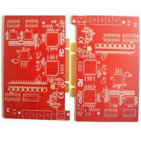 Buy cheap 2Layer Double Sided FR4 PCB Fabrication from wholesalers