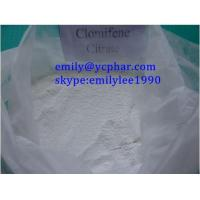 Buy cheap Natural Injectable Male Sex Hormones Clomiphene Citrate for human growth powder from wholesalers
