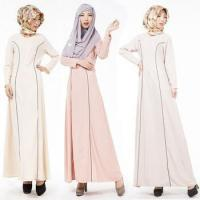 Buy cheap 2016 Aliexpress hot design long sleeves O neck casual muslim clothing for women MSL0020 product