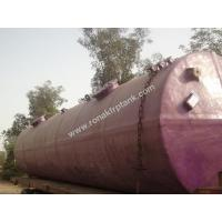 Buy cheap pp frp chemical storage tank product