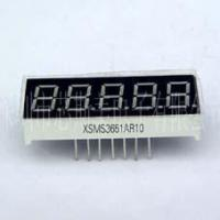 Buy cheap Clocks 6 Digit Seven-segment Display from wholesalers
