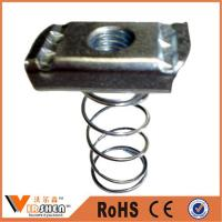 Buy cheap Carbon steel strut spring nut channel nut product