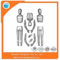 Buy cheap Body Parts Hot Toys Plastic Figure Mold product