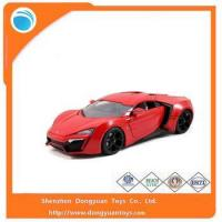 Buy cheap Real Life OEM Polyresin car /Automobile Toy product