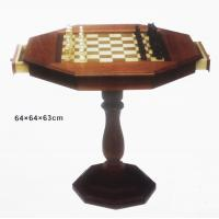 Buy cheap Wooden chess table with draws product